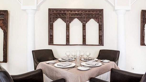 Restaurante Los Patios En Sevilla Casco Antiguo Santa