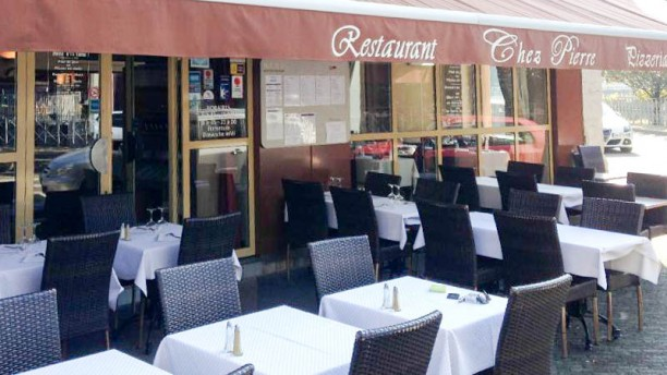 Restaurant Terrasse Grenoble Chez Pierre In Grenoble - Restaurant Reviews, Menu And