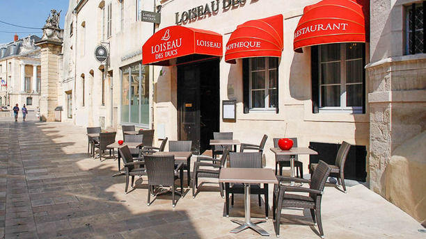 Restaurants Dijon Loiseau Des Ducs In Dijon - Restaurant Reviews, Menu And