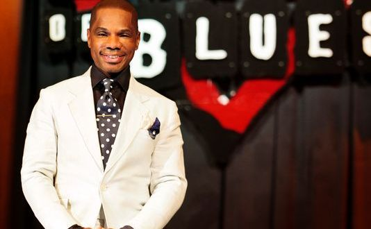 Kirk Franklin House Of Blues Myrtle Beach