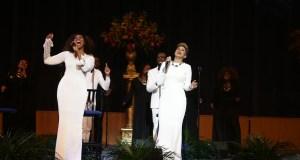 Yolanda Adams & Dordina Clark Cole