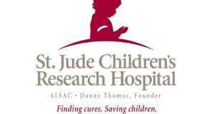 St. Jude Children's Research Hospital Logo (PRNewsFoto/St. Jude Children's Research Hos)