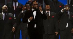 Hezekiah Walker and LFC perform on stage