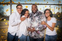 Marvin Sapp On The Joys And Challenges Of Being A Single Dad
