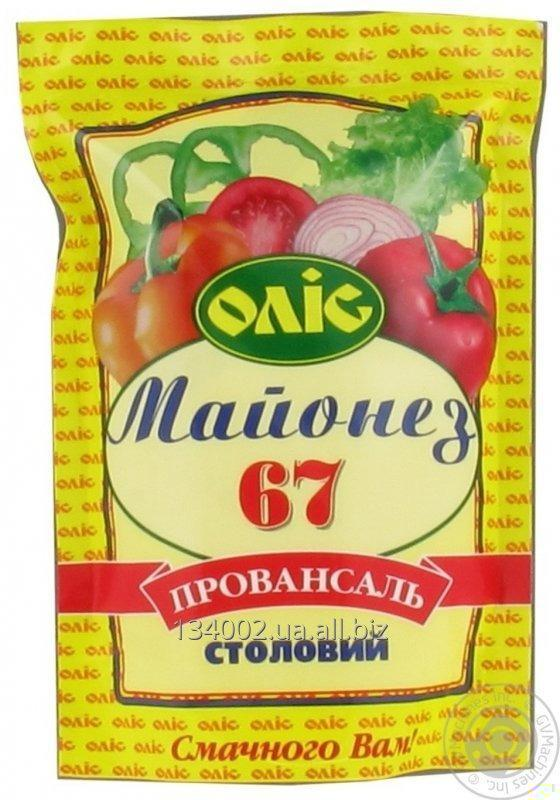 Mayonnaise, Ketchups Olis and Torchin, Mivina Poe to wholesale price