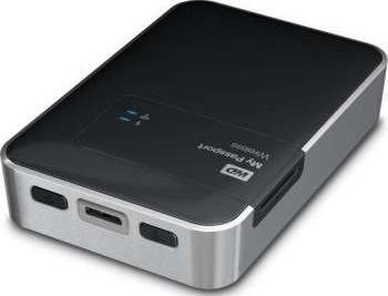 Wd 2tb My Passport Wireless Portable External Hard Drive