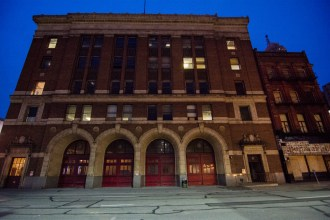 Detroit Fire Hall