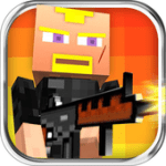Pixel Wars Z: Gun Day & Night v 2.1 Hack MOD APK (Unlimited Ammo)