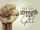 strength in God