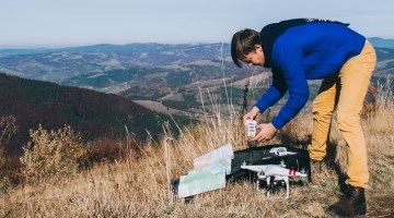 geomapping drone business australia