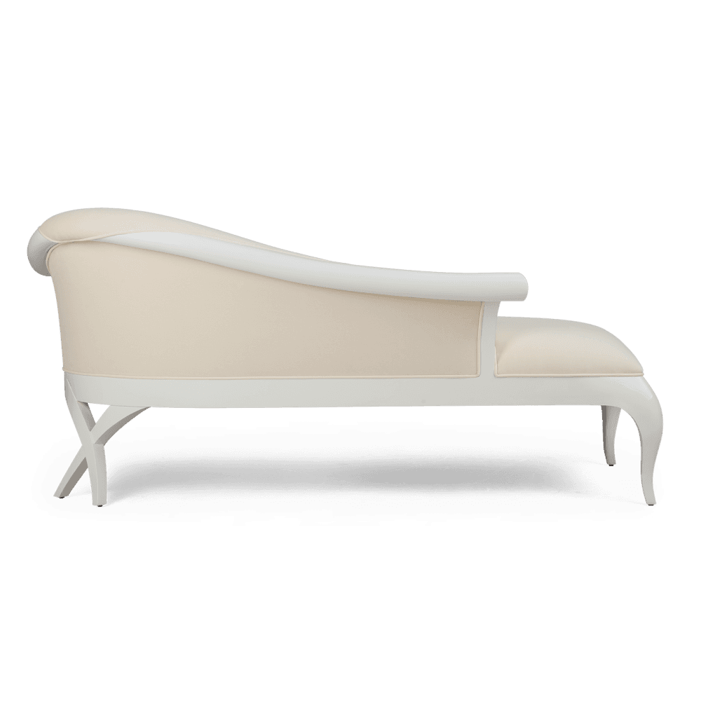 Chaise Longue Telephone Table Christopher Guy Sofia Chaise Longue