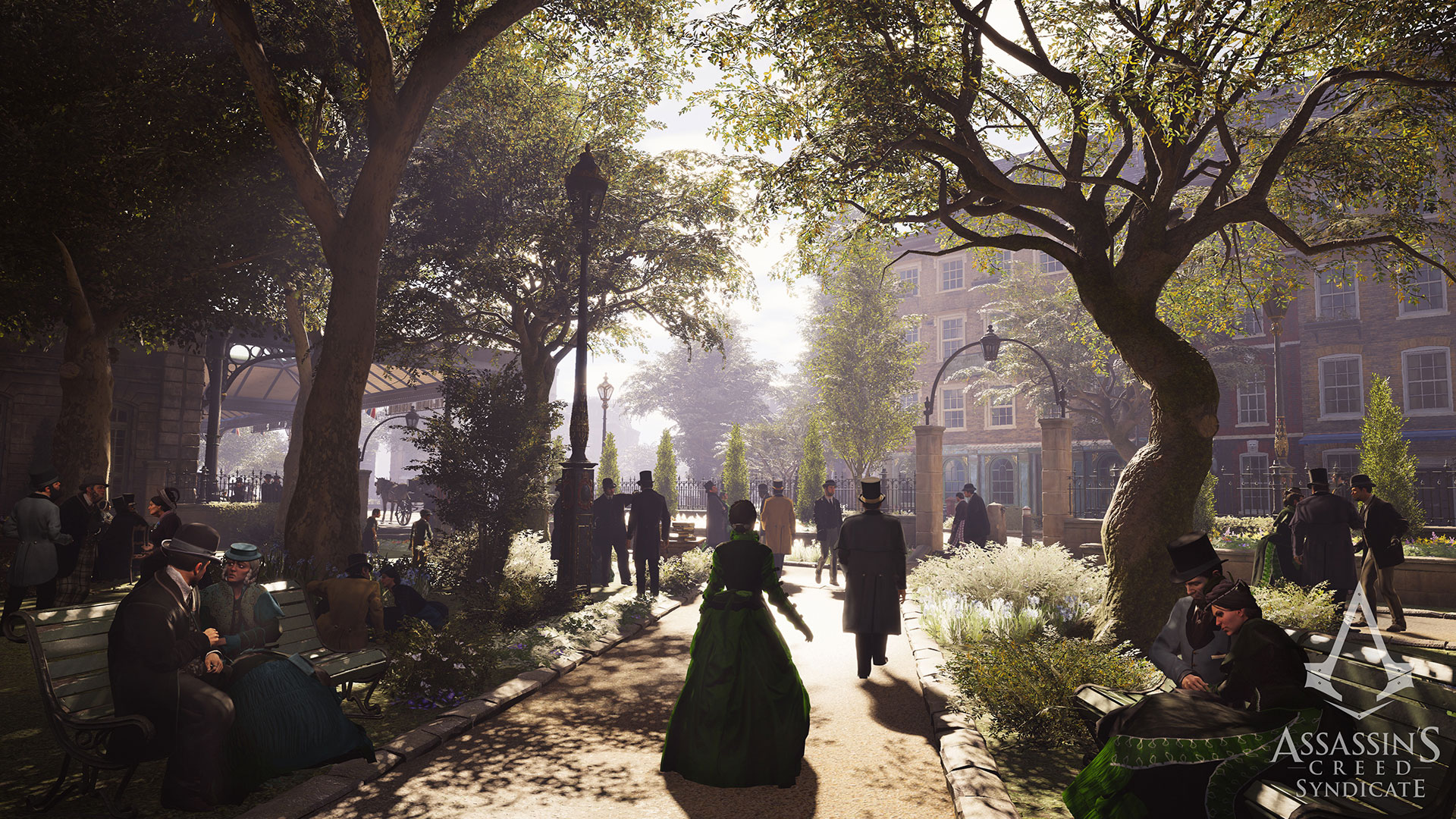 Dk Wallpaper Hd Assassin S Creed Syndicate Gameplay London Ubisoft Us