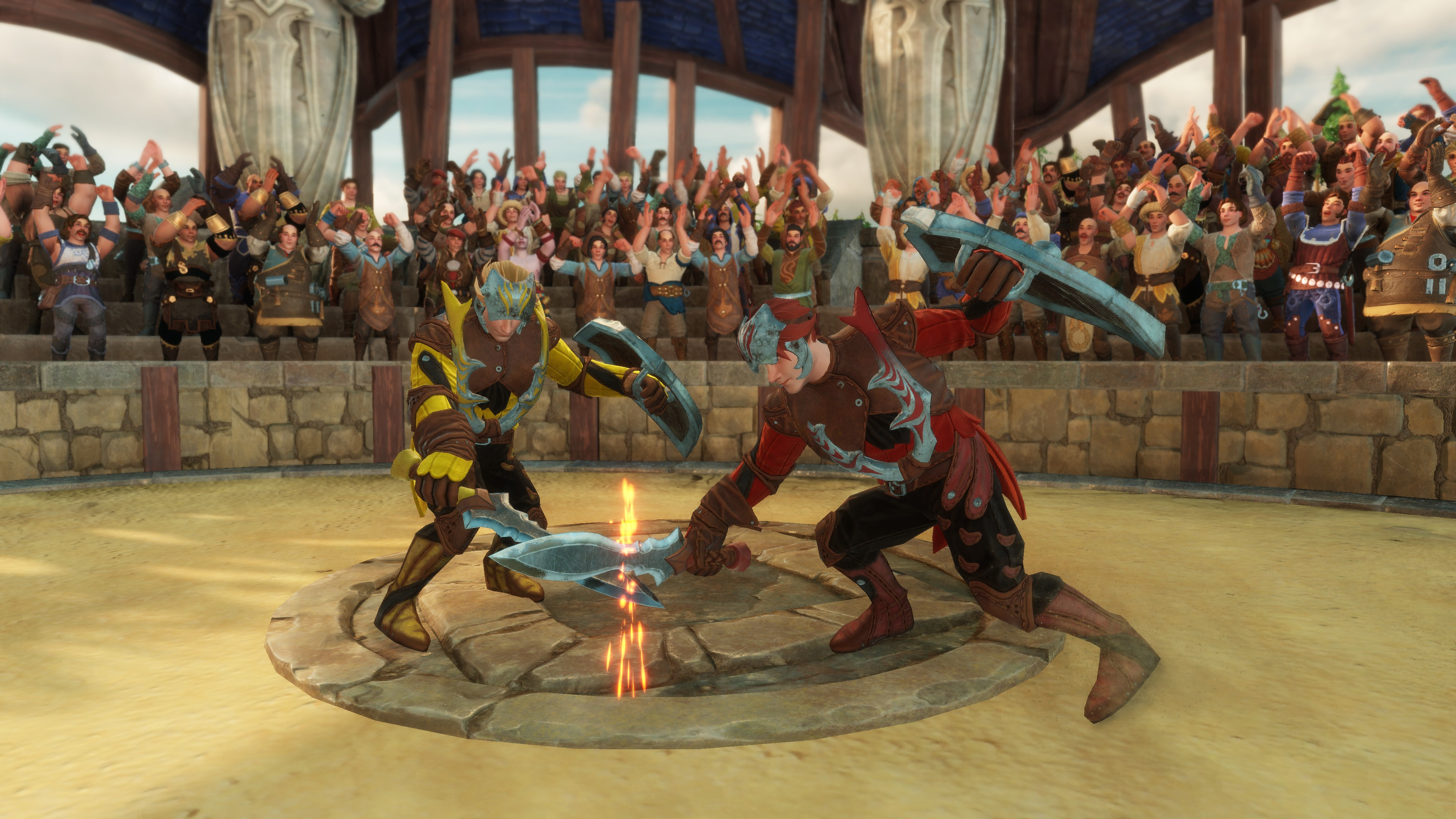 Lucha Libre Juego Online Ubisoft Página Oficial The Settlers