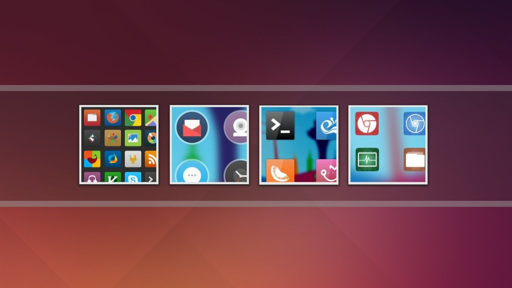 how to add desktop icons on ubuntu