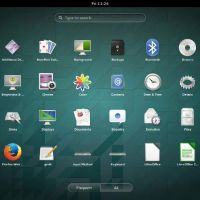 Ubuntu Gnome 14-04 Activities