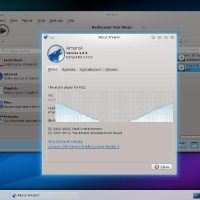 kubuntu 14-04 amarok music player