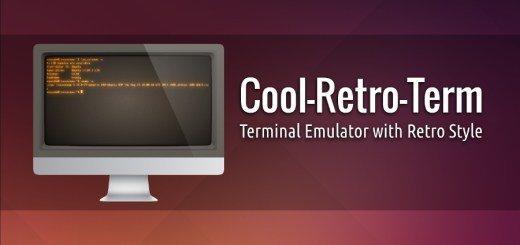 Cool-Retro-Term : Terminal Emulator with Retro Style