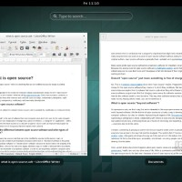 LibreOffice & PDF reader