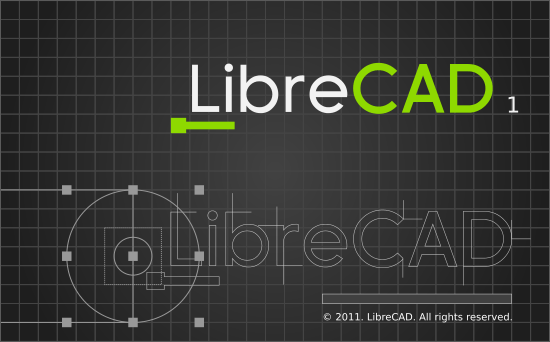 Librecad 1 0 the cross platrform 2d cad drawing apps Opensource cad dwg