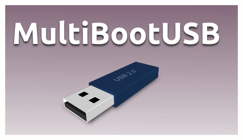 MultibootUSB: Tool to Create Boot Multiple Live Linux Distros From USB Flash Drive