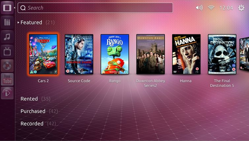 Ubuntu TV Film -