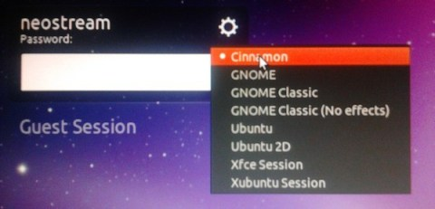 cinammon session