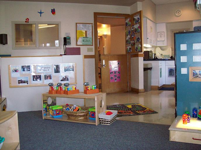 Infant Child Learning Center Facilities Home University Of Cincinnati University Of