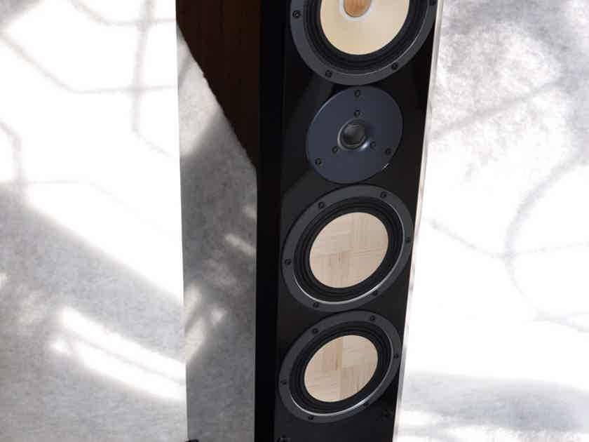 Contrast Audio Black Moon Hand Crafted In Kiev From