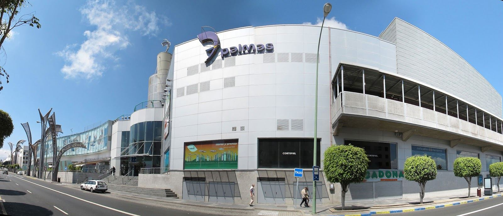 El Corte Ingles Mesa Y Lopez Telefono 8 Paradise For Shopping Lovers In Gran Canaria