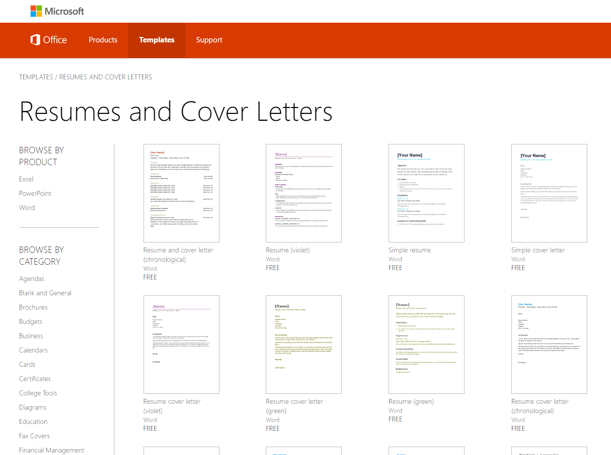 best resume app for windows 10