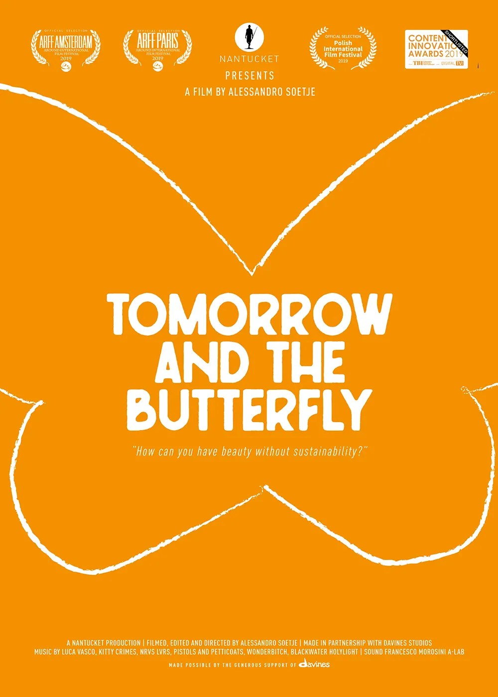 Tomorrow And The Butterfly Davines