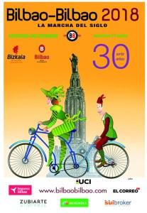 Marcha cicloturista 'Bilbao-Bilbao' 2018 @ Bilbao   País Vasco   España