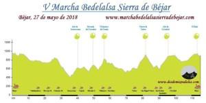 Marcha Bedelalsa Sierra de Béjar @ Béjar   Castilla y León   España