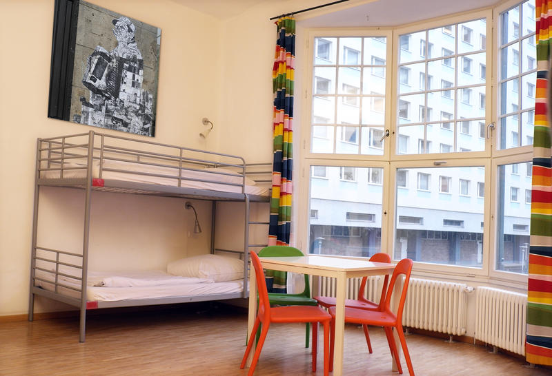 Courtyard Berlin Mitte Citystay Mitte In Berlin, Germany - Find Cheap Hostels And