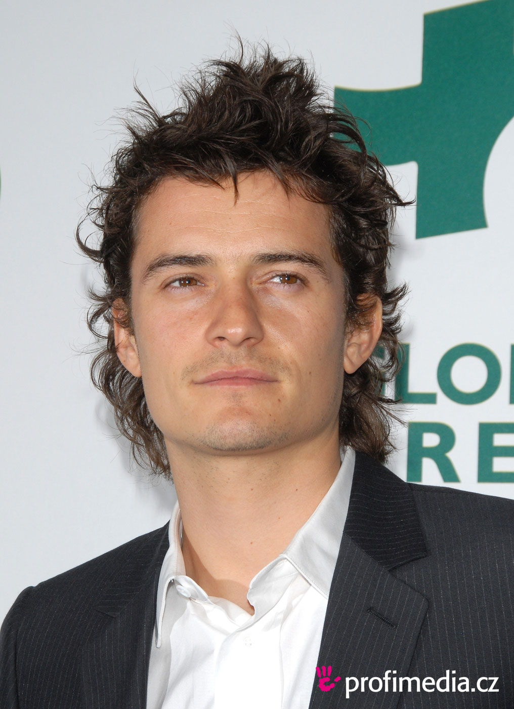 Orlando Bloom Hair