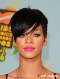 Rihanna Short Hair Pixie Cut
