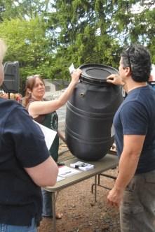 Rain barrels Union County NJ