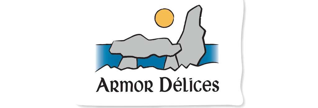 Visuel Partenaire - Logo Armor Délices