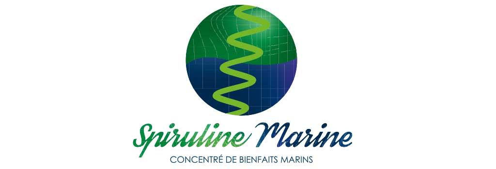 Visuel Partenaire - Logo Spiruline Marine