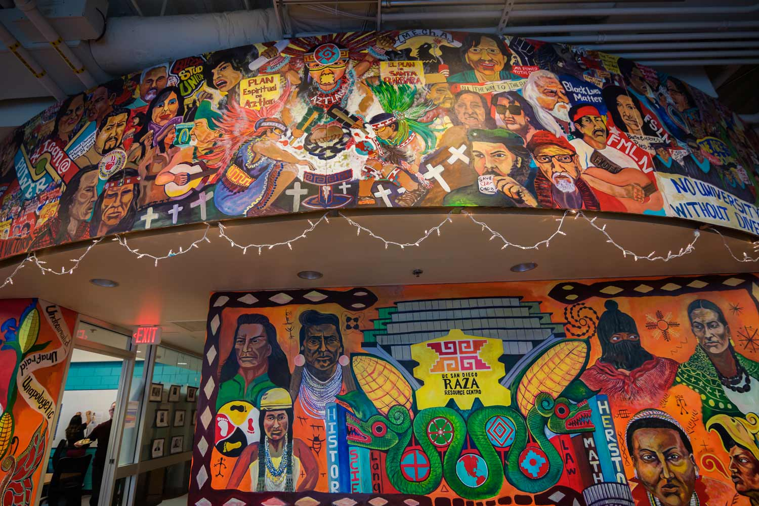 Arte Chicano Murals The Art Of Transformation Triton