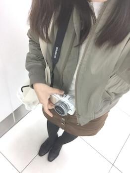 14MA1×タイトスカート×黒タイツ