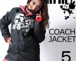 ladyscoachjacket