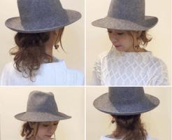 hat-hair-arrange-ladys