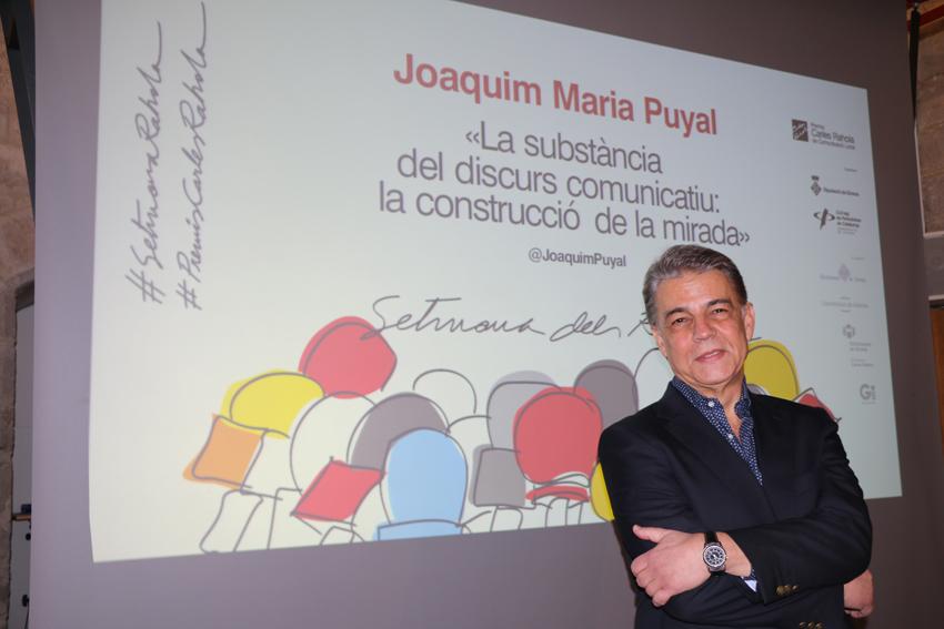 Setmana dels Rahola, Puyal, UdG, Lletres, Comunicació