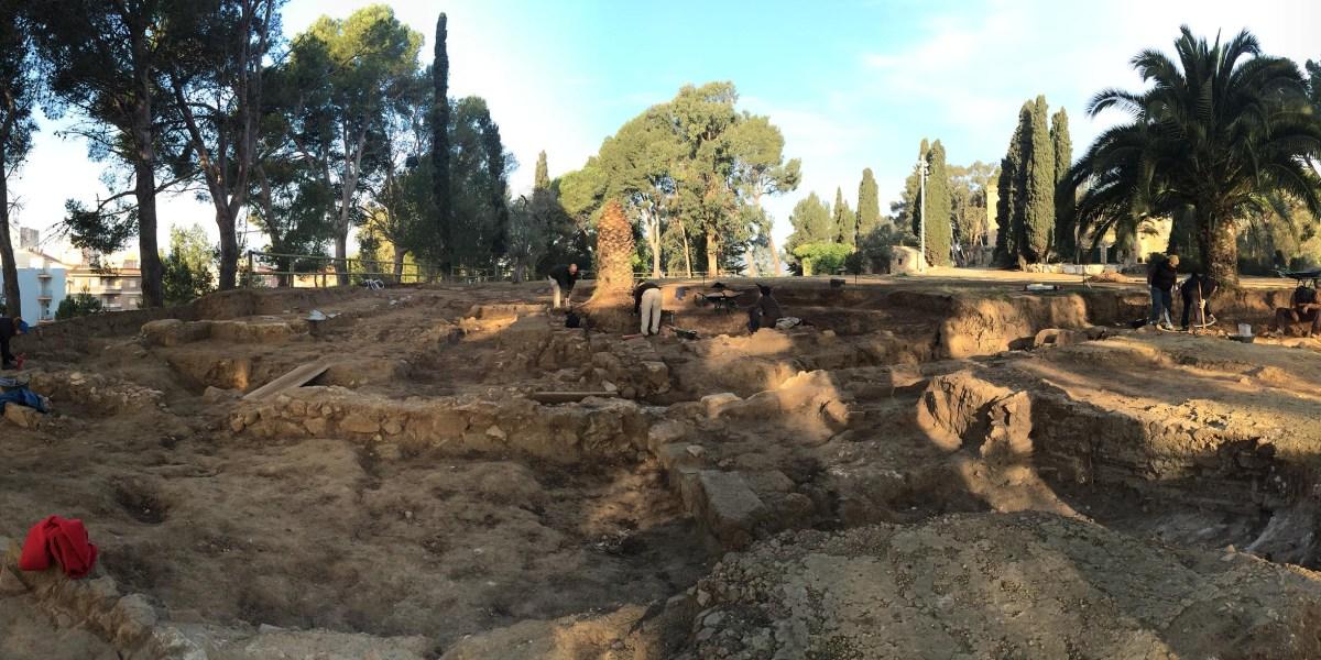 Excavacions, UdG , Sant Antoni de Calonge, vil·la romana El Collet