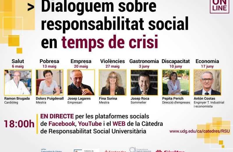 Diàlegs de la Càtedra de Responsabilitat Social