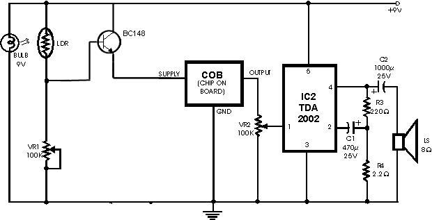 hardwired smoke detector schematic