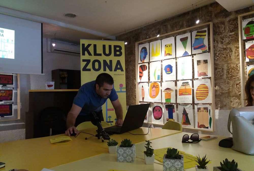 Info zona – Split