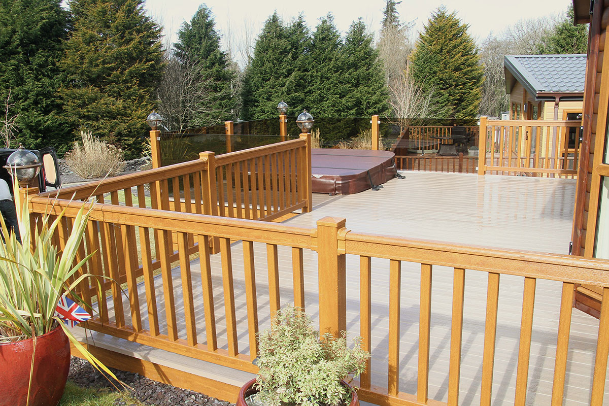 Decking Panels Tinted Glass Panels Uds Universal Decking Specialists