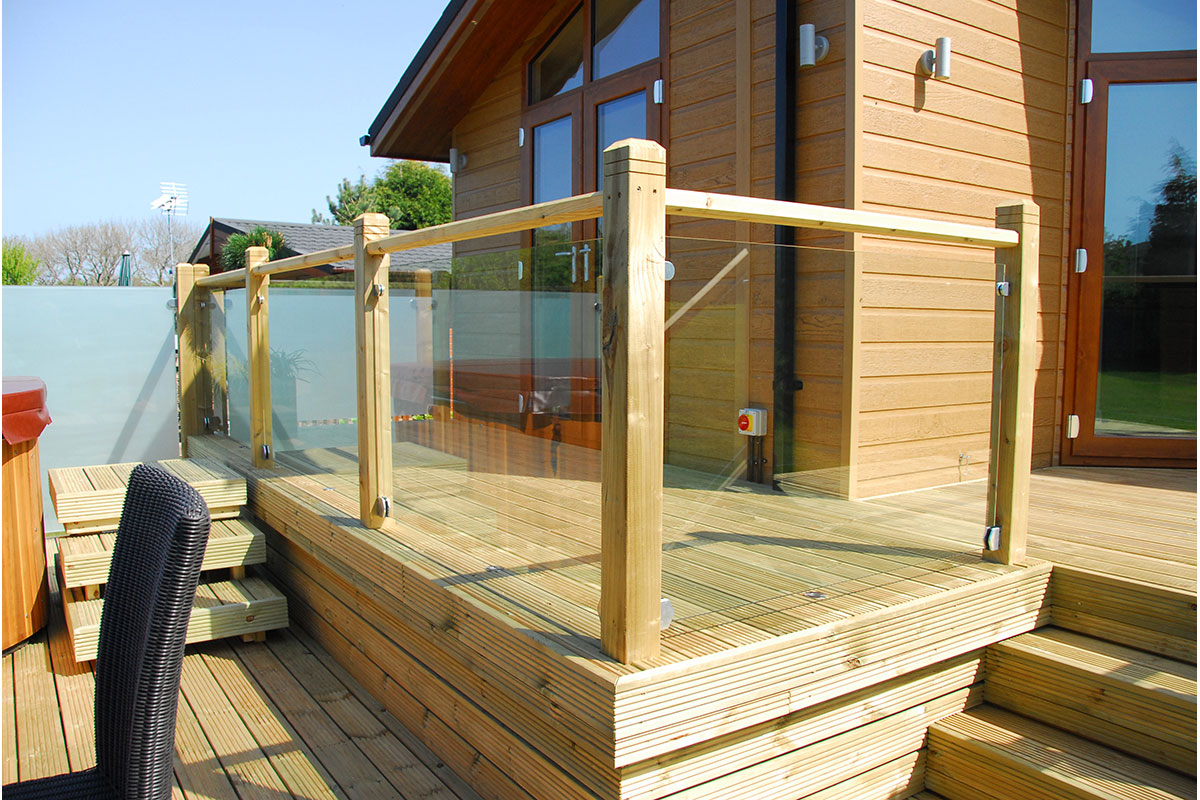 Decking Panels Natural Timber Decking Uds Universal Decking Specialists
